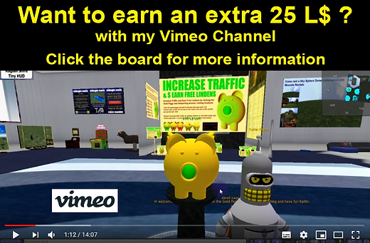 Paying Players to Subscribe on Vimeo Cha