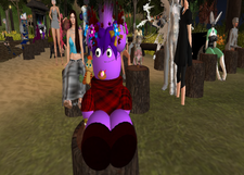 Meet The Lindens and The Moles at SL17B with host Saffia Widdershins Interviewing