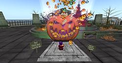 The Moles Halloween Hunt 2020 - Scary Tr