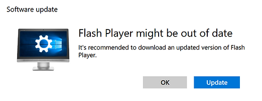 Flash Player out of Date.png
