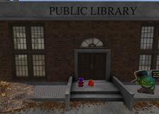 MadPea Escape Room - The Library