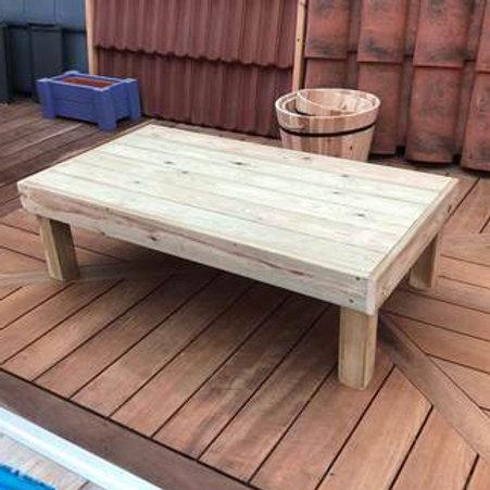 שולחן זולה זוגי להשכרה