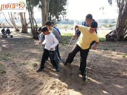 משחקי אתגר לילדים ונוער