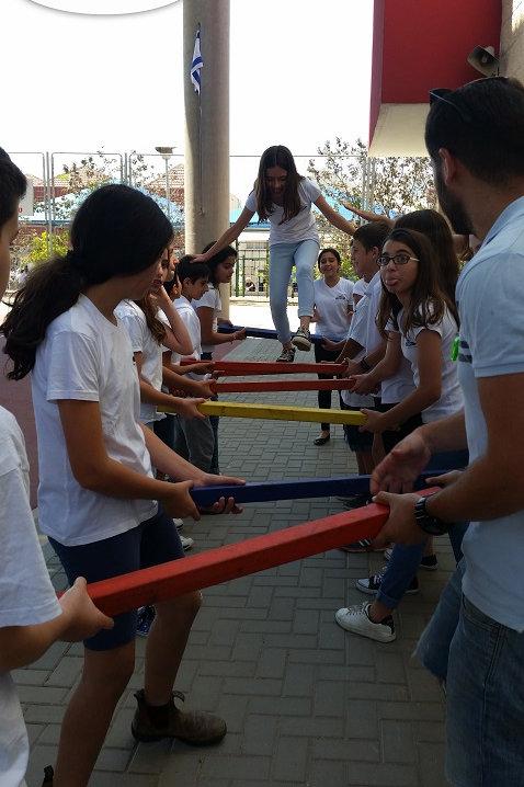 משחקי אודיטי הפעלות ופעילויות