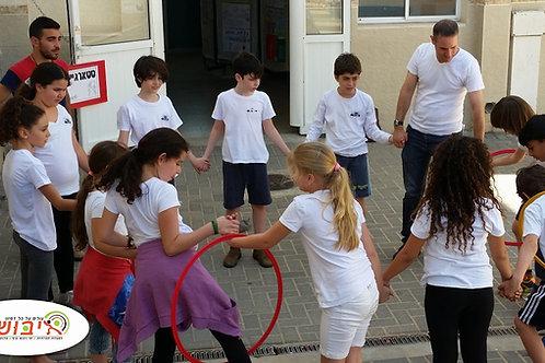 משחקי ODT לילדים להשכרה