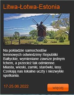 Litwa-Łotwa-Estonia