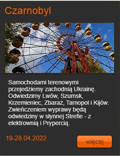 Czarnobyl 2022