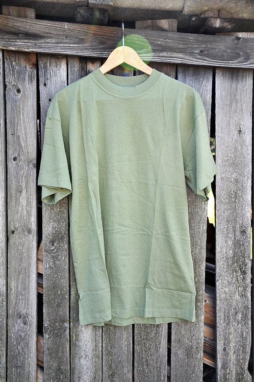 Tričko zelené krátký rukáv