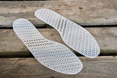 Vložky do bot - plast