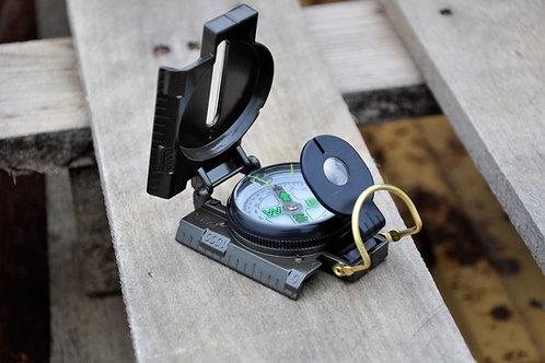 Kompas kovový