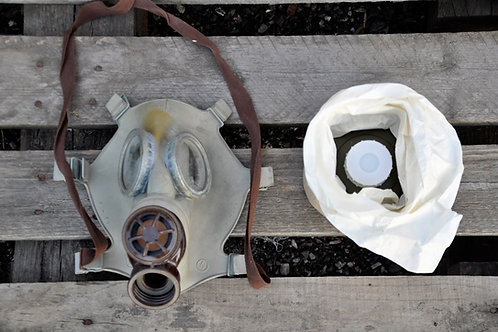 Plynová maska CM 3