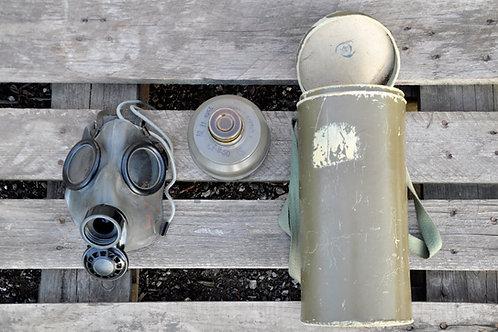 Plynová maska - set