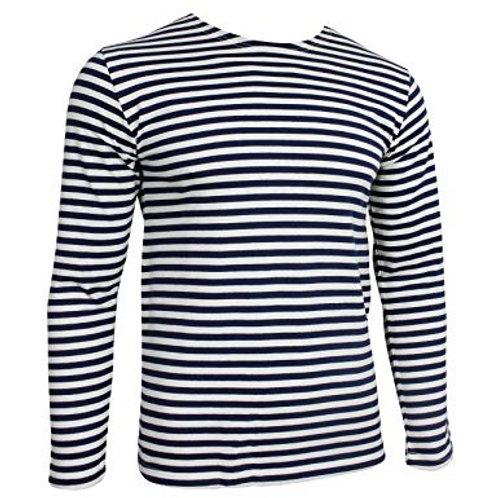 Tričko námořnické dlouhý rukáv