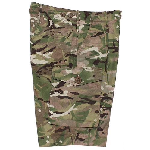 Kalhoty kraťasy MTP