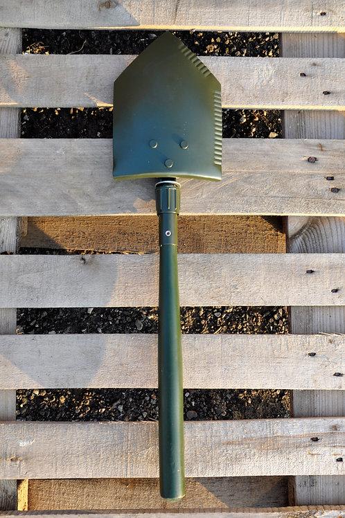 Lopatka dřevěná rukojeť zel.