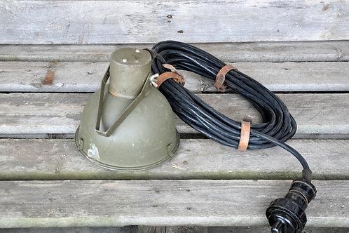 Vojenská lampa 230V