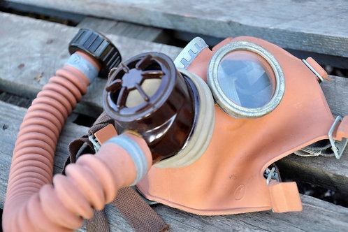 Plynová maska dětská