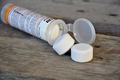 Tuhý líh - 6 ks tablet v tubě