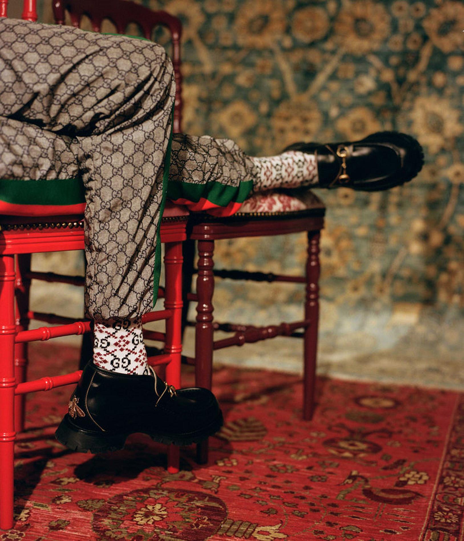 Gucci x SOLE DXB