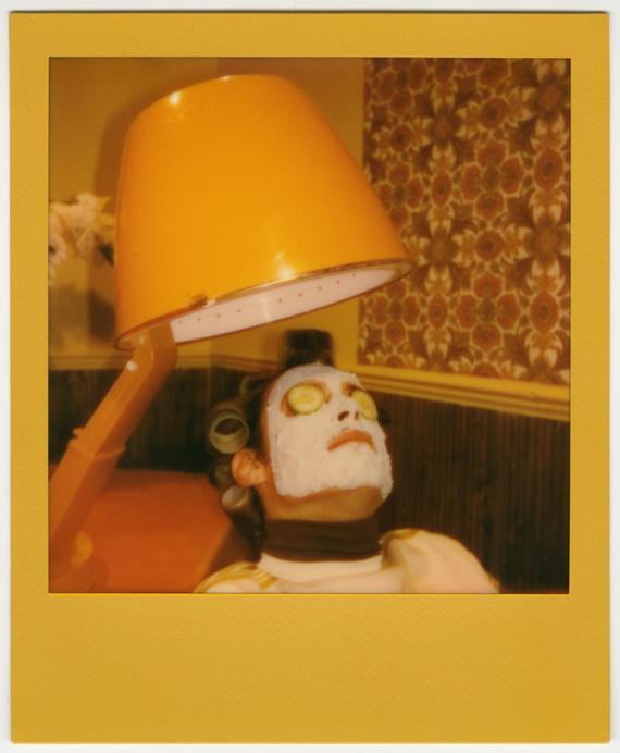Home for the Holidays x Polaroid