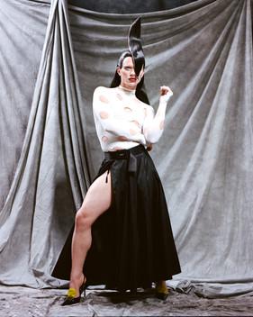 Bimini Bon Boulash x Attitude Magazine