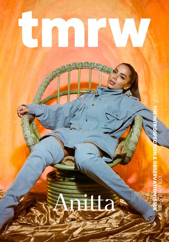 ANITTA x TMRW