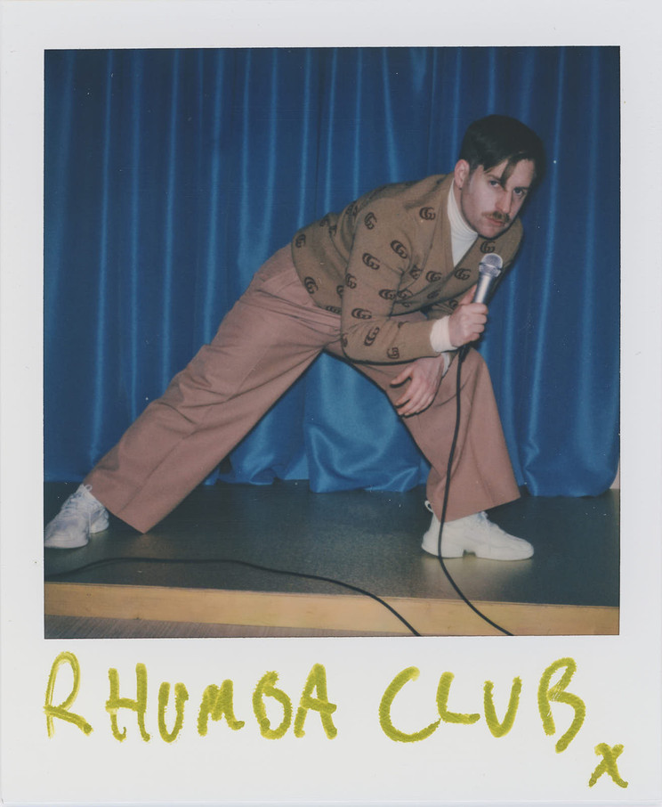 The House Always Wins - Rhumba Club