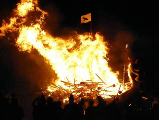 Budget accommodation for Up Helly Aa 2020