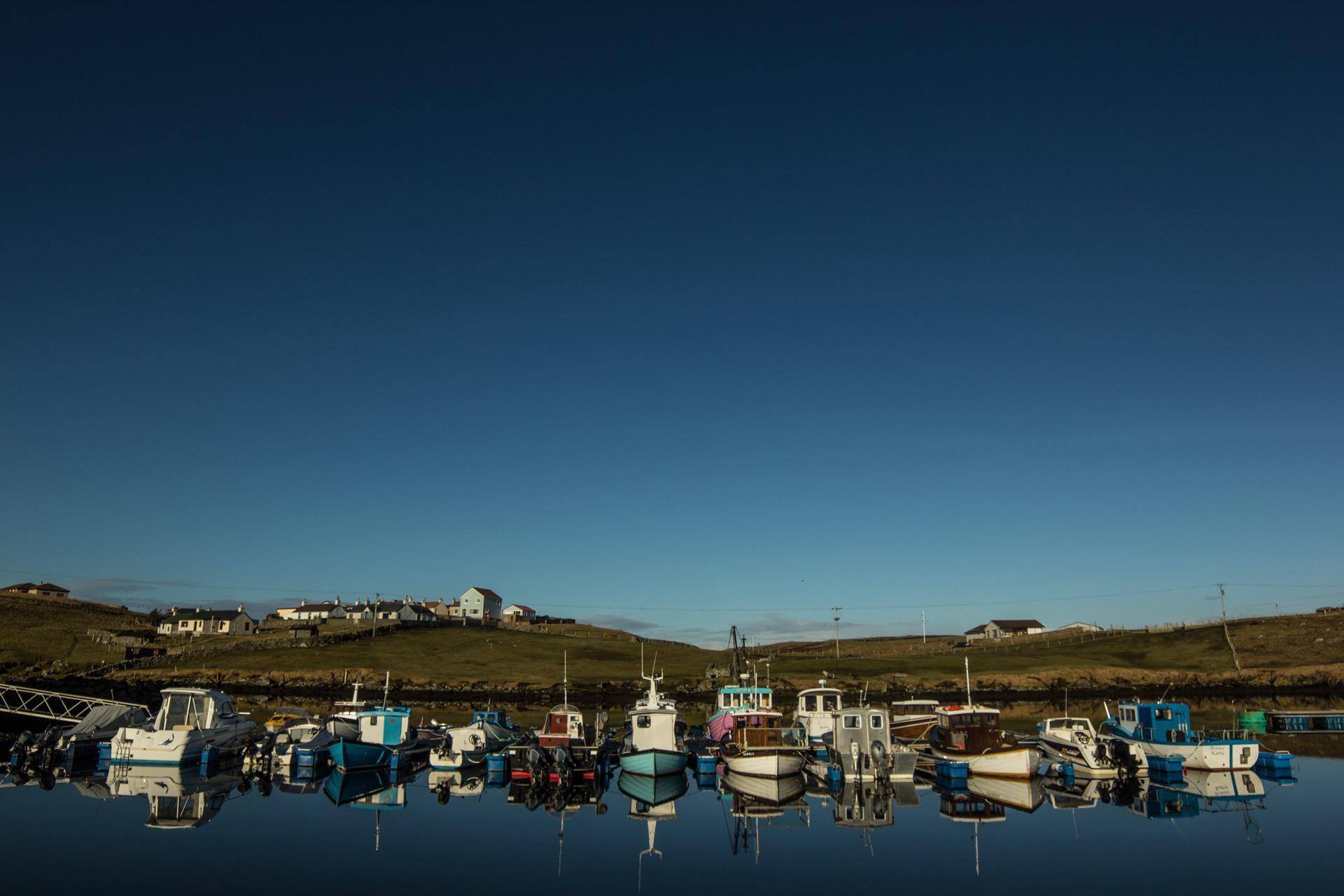 Marina Shetland