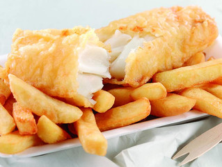 Fish and Chip night Saturday 13th October