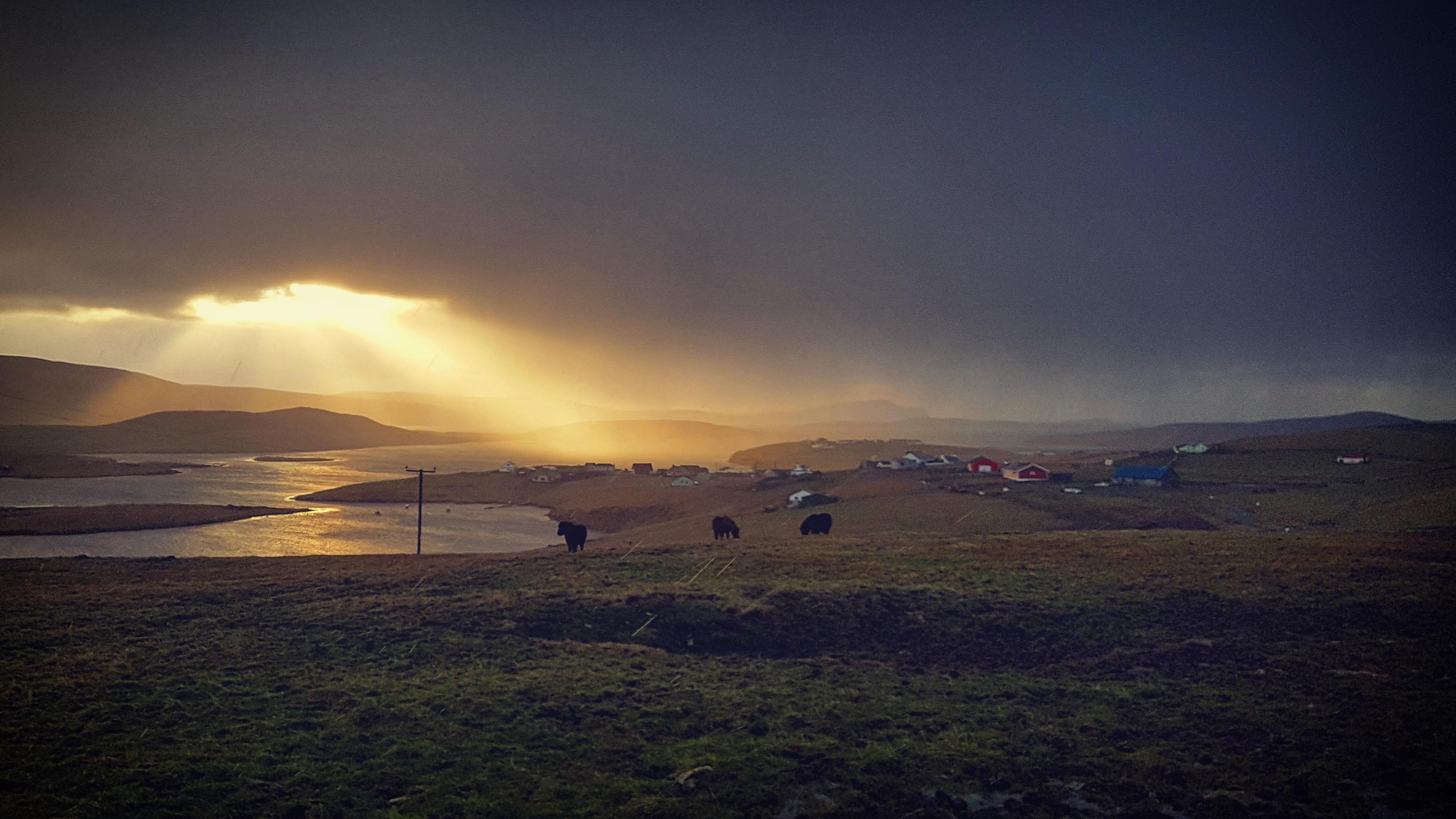Burra Isle, Shetland