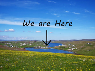 Budget accommodation in Shetland for £16 per person per night
