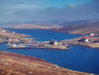Accommodation in Shetland for £14 per night.