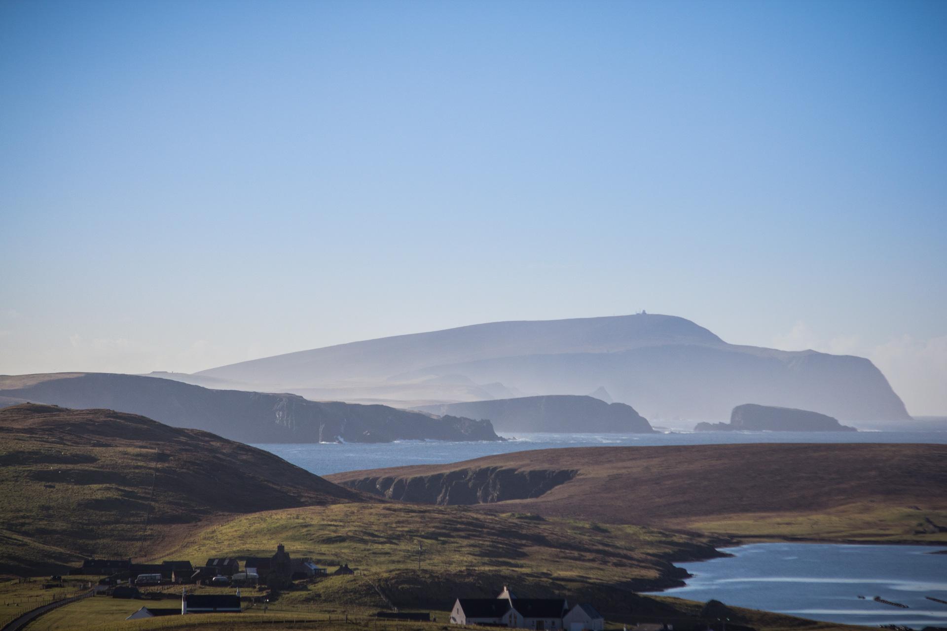 Burra Isle Shetland
