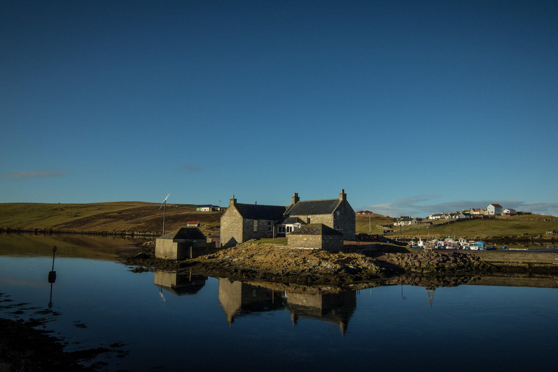 Self catering accommodation Shetland