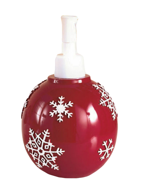 Holiday Ornament Hand Soap