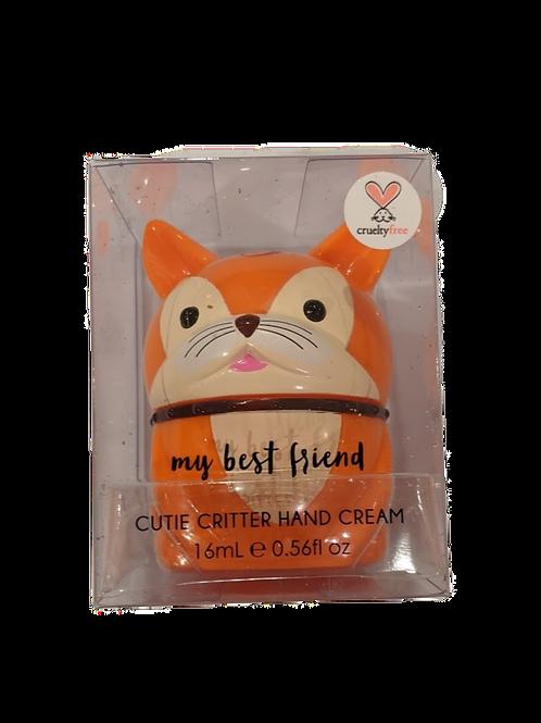 Fox Hand Cream