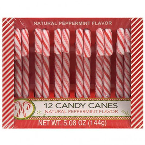 Candy Canes 12 pack