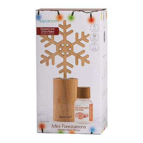 Holiday Oil Diffuser-Peppermint