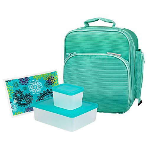 Bentology All In One Lunch Box-Teal