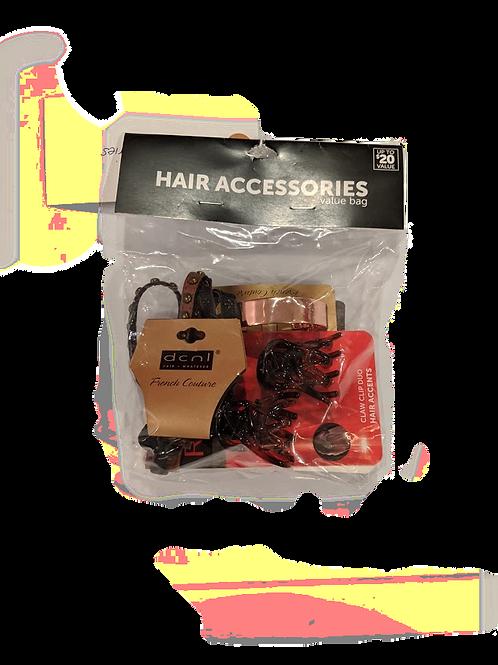 Hair Accessories Value Bag