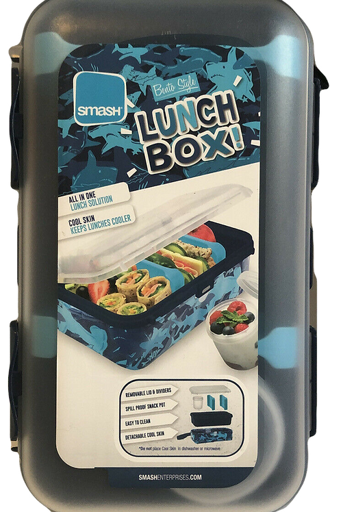 Shark Insulated Lunch Box