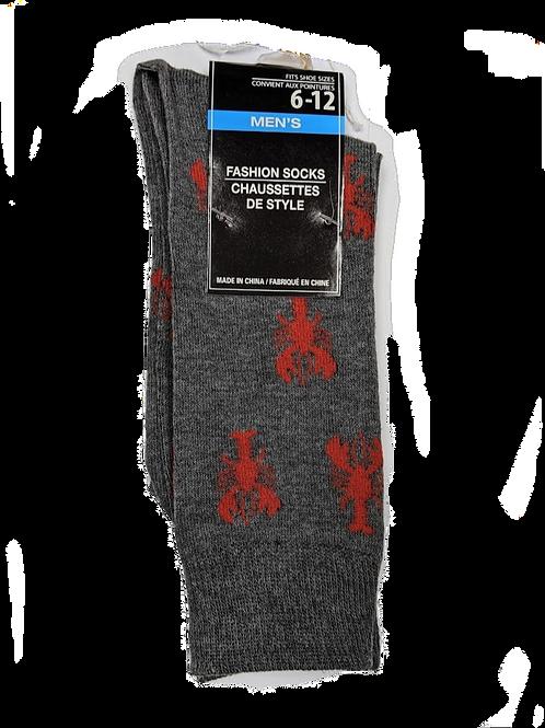 Lobster Socks-Adult