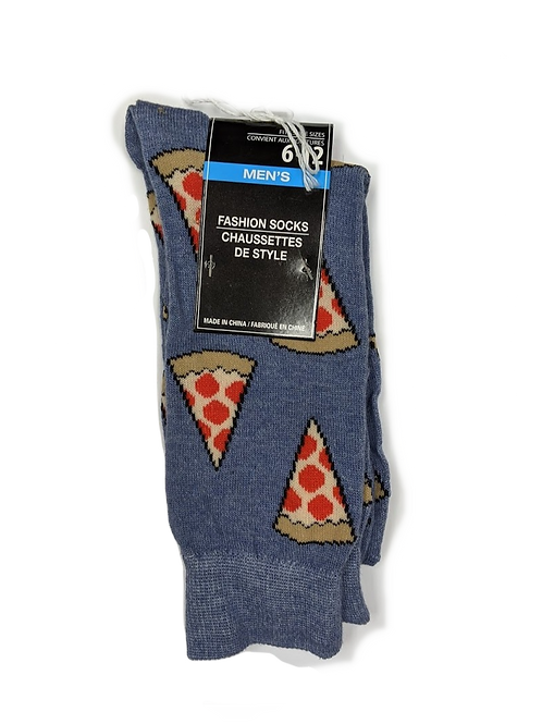 Pizza Socks- Adult