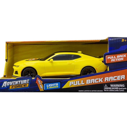 Camaro Pull Back Racer