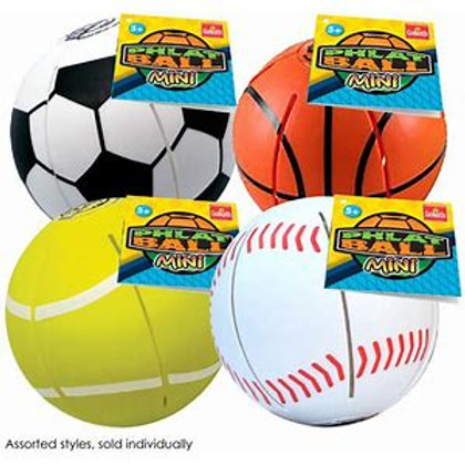 Sports Themed Large Bouncy Ball