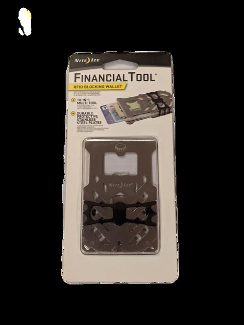 Money Clip RFID Multi Tool