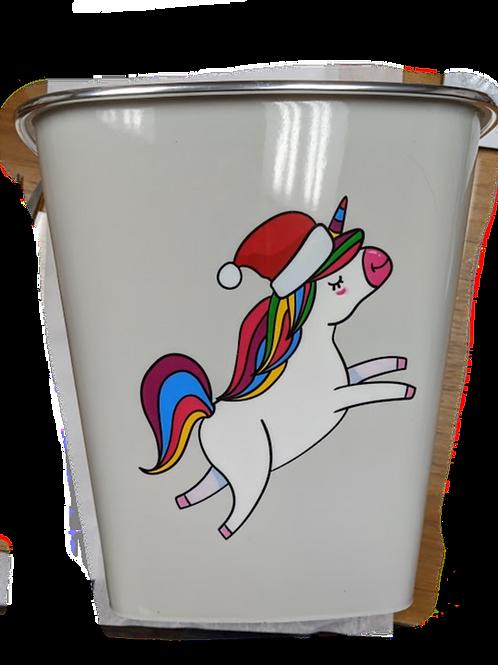 Unicorn Waste Basket