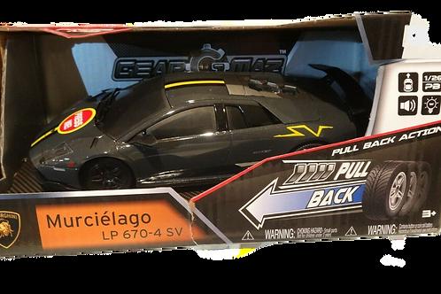 Lamborghini Pull Back Racer