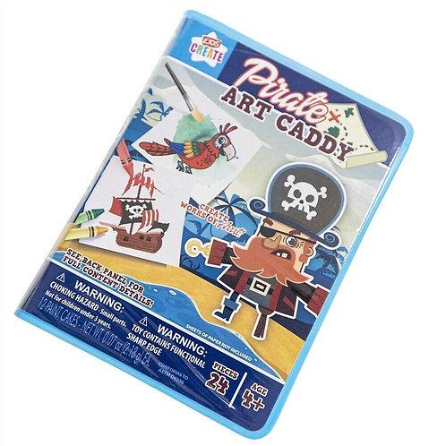 Pirate Art Caddy
